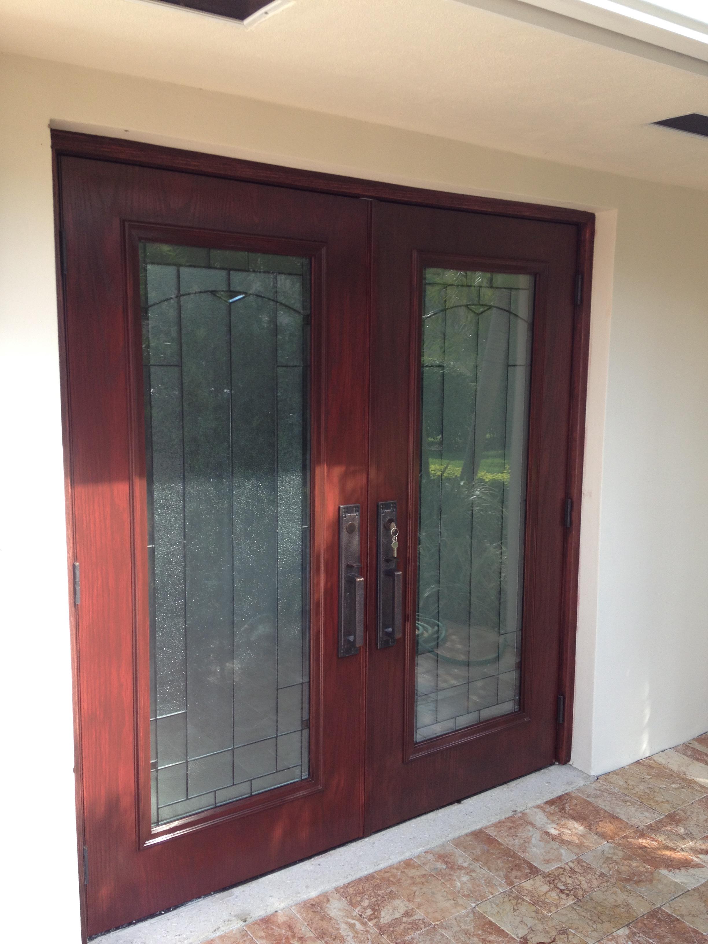3264 #886A43 Complete Exterior Renovation – Marble Brick Pavers Impact Doors  wallpaper Complete Garage Doors 36252448