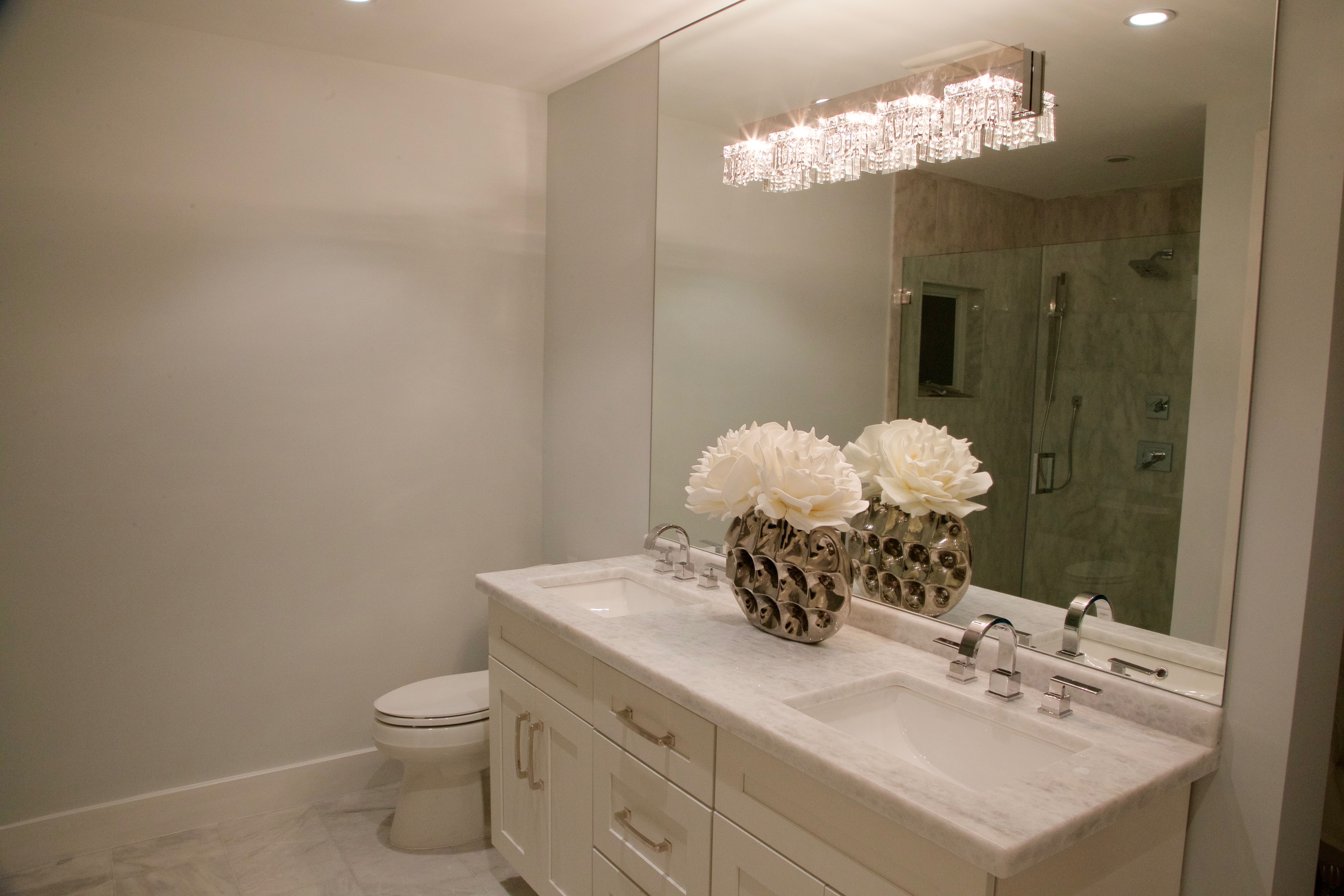 Bathroom remodeling for Venetian plaster bathroom ideas