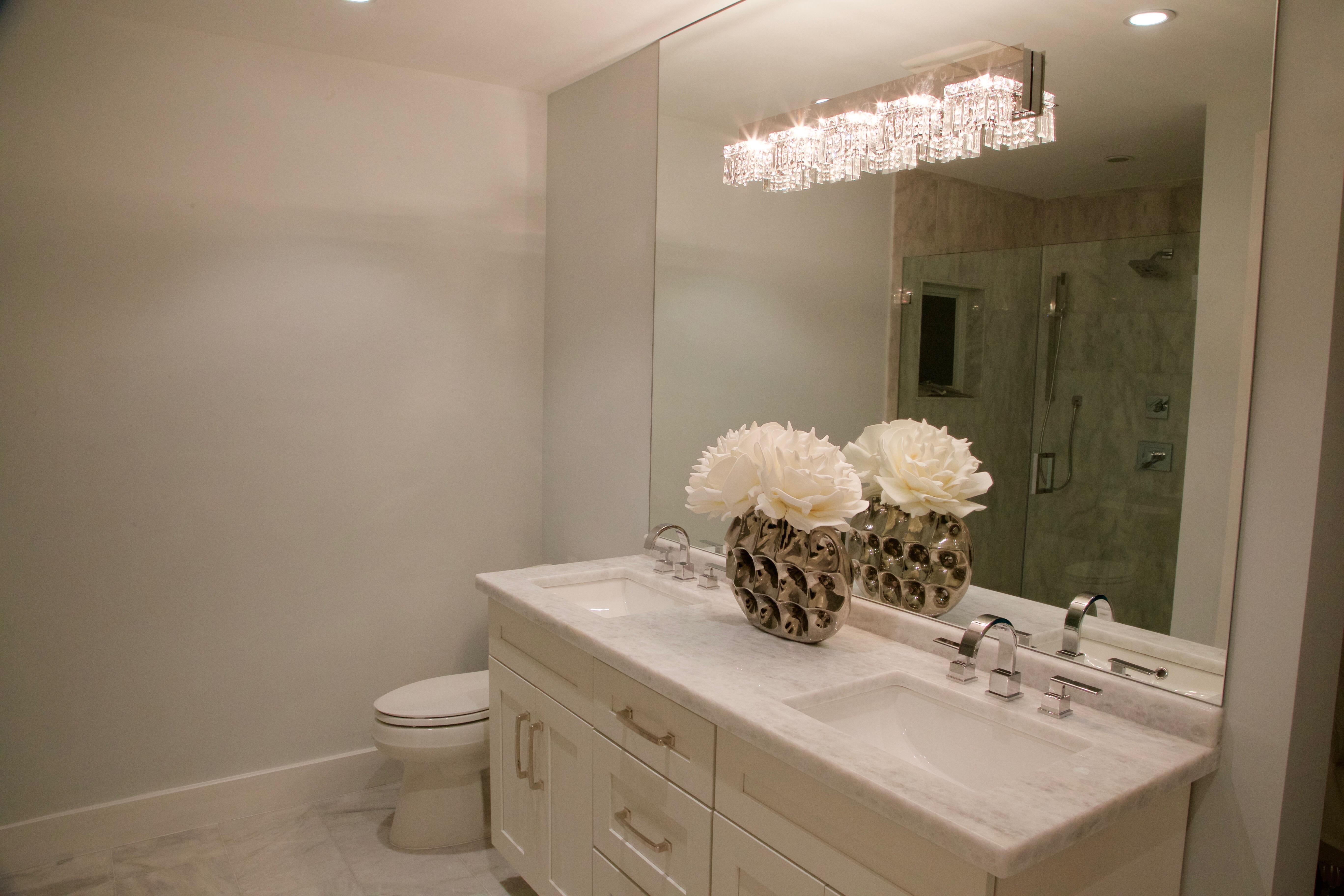 New bathroom remodeling for Venetian plaster bathroom ideas